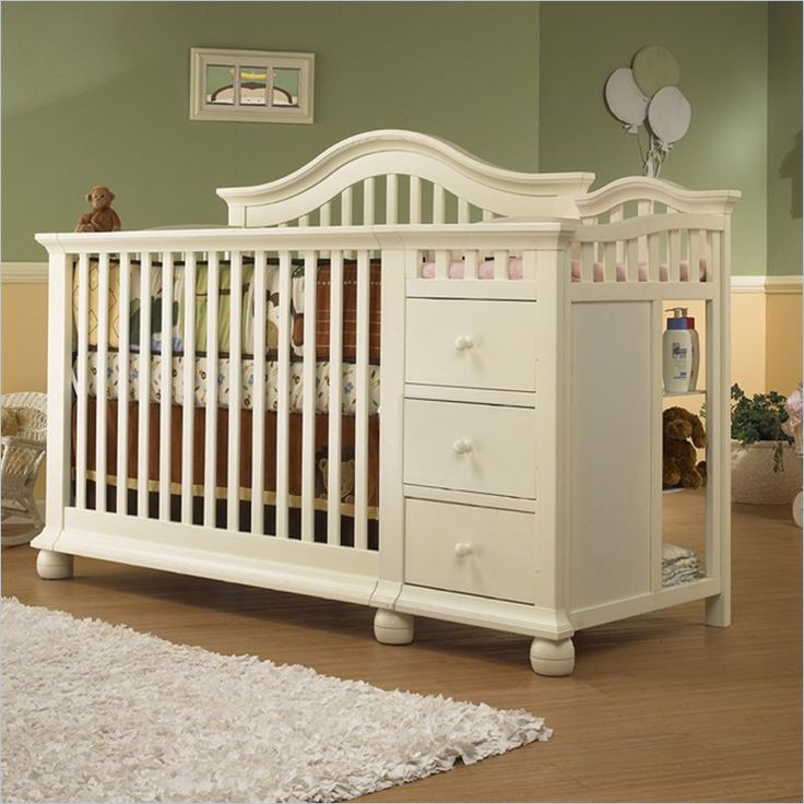 The Glamorous Nursery Inspired By Kim Furniture And