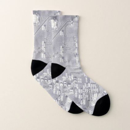 Front Side Bus Ride Socks - diy cyo personalize design idea new special custom