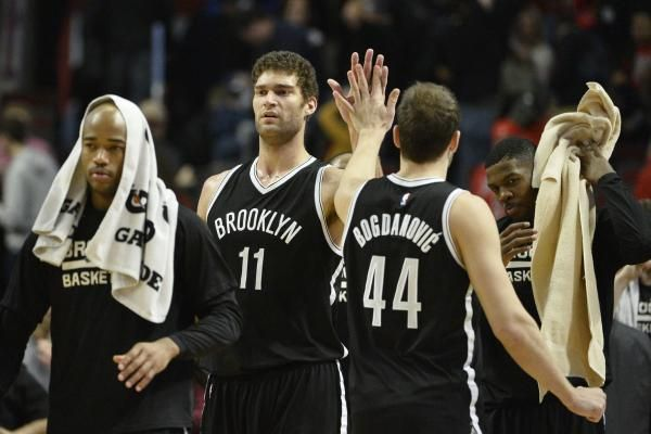 SACRAMENTO, Calif. -- Brook Lopez scored 24 points and grabbed eight rebounds, and the Brooklyn Nets ended their 16-game losing streak…