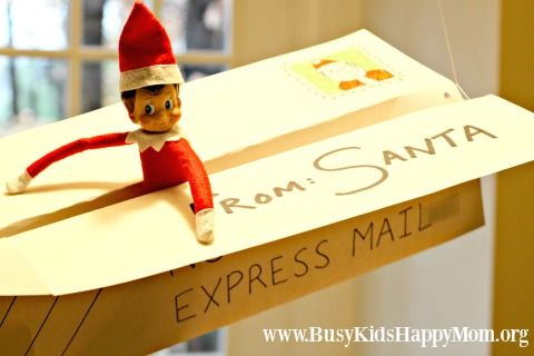 Is your Elf still planning out his Elf on the Shelf Arrival for this year? This post is sure to help the elf decide. Check out tons of great resources here.