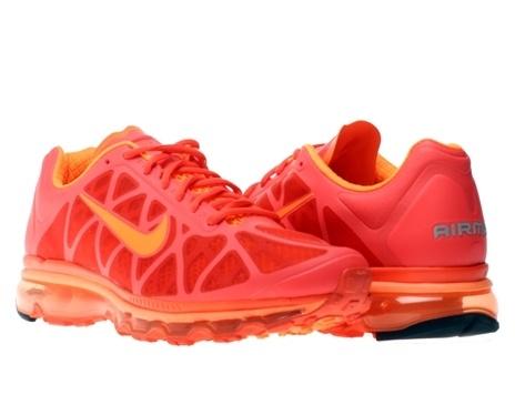 2011 Nike Air Max Orange