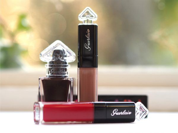 Guerlain La Petite Robe Noire Lip Inks / British Beauty Blogger #guerlain #lipstick #lipinks #bbloggers