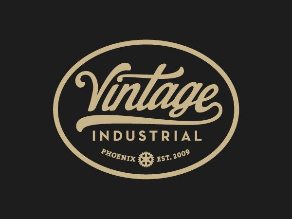 f06f8de457153d48c4bd8035b4d5f9cc 20 Vintage & Retro Logo Designs