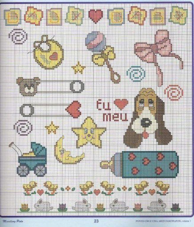 PATRONES (BABEROS) (pág. 16) | Aprender manualidades es facilisimo.com
