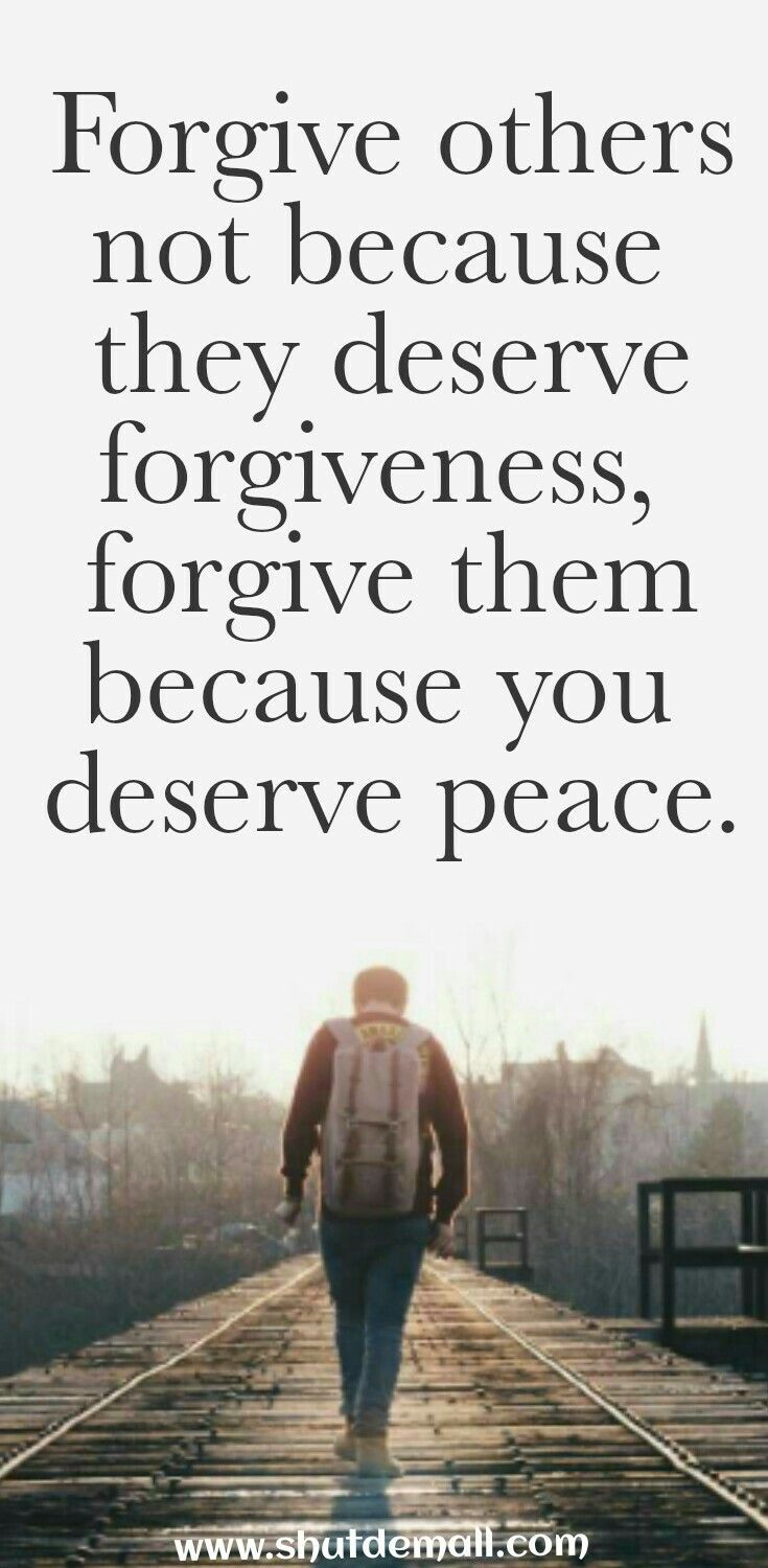 Quotes About Forgiving Others: 25+ Best Quotes On Forgiveness On Pinterest