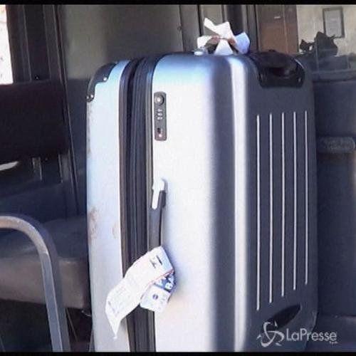 Bali, turista trovata morta in una valigia - Yahoo Notizie Italia