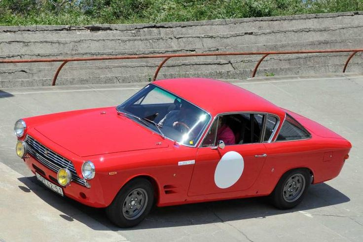 fiat 2300x abarth coupe - 1964