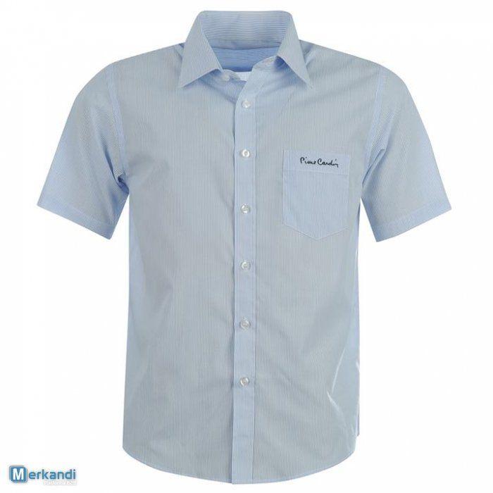 700 PIERRE CARDIN CAMICIE A MANICA CORTA - Stock abbigliamento | Merkandi.it