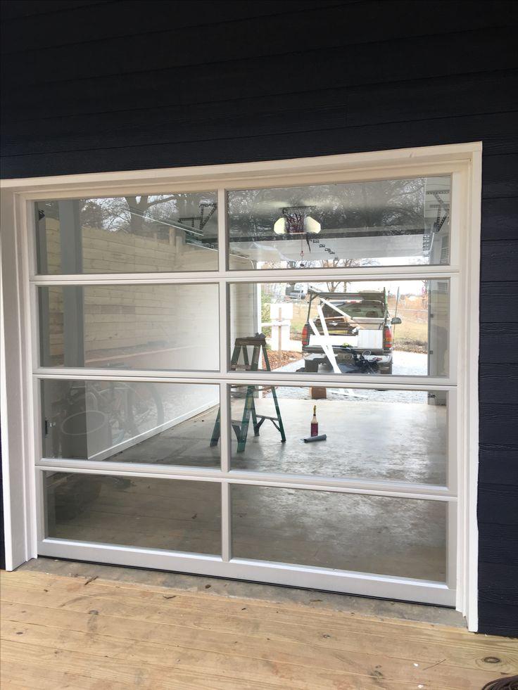 45 best Full View Glass Garage Doors images on Pinterest ...