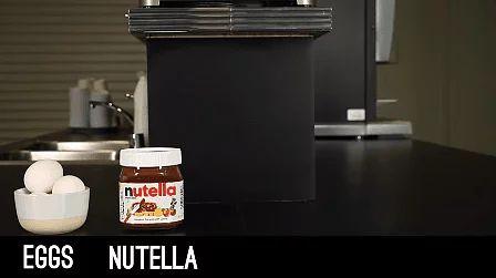 Nutella ile tarifler