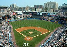 MLB / New York Yankees -- Yankee Stadium / Bronx, N.Y.