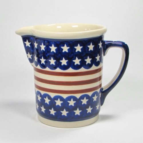 fourth of july pitcher cocktails