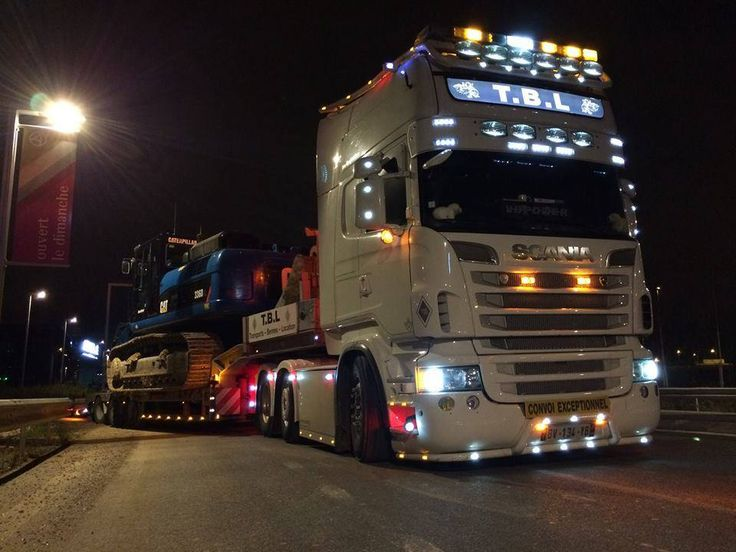 Scania - TBL