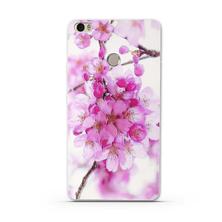 for Xiaomi Mi Max Case Silicon Cover TPU Soft Back Cover Phone Case for Xiaomi Mi Max Cover Case Luxury 3D Relief Printing Bag
