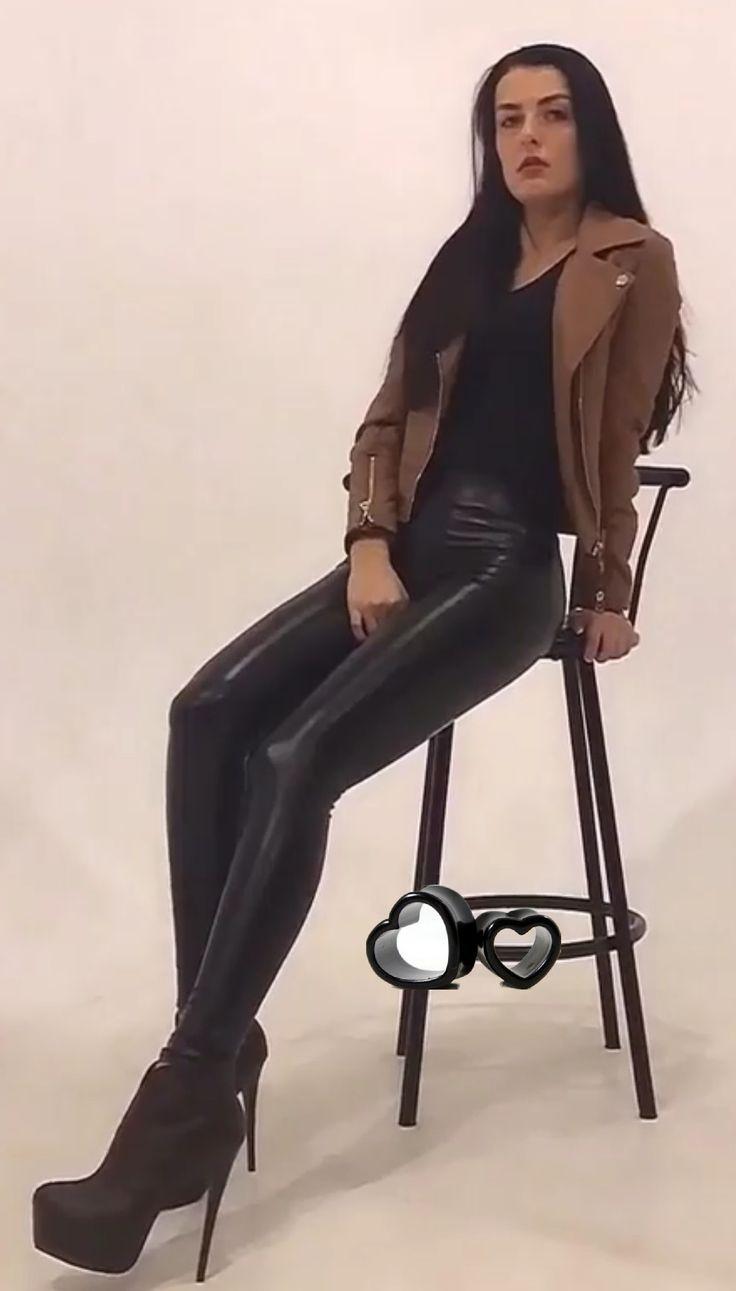 783 best leder leggings images on pinterest. Black Bedroom Furniture Sets. Home Design Ideas