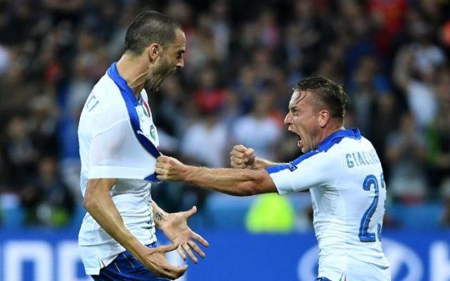 L'Italia fa la grande. Ecco il segreto di un successo studiato L'Italia vince contro il Belgio nella gara di apertura del Gruppo E.  Il 2-0 scaturito dopo i 90 minuti di gioco ha il profumo della rivalsa. Rispetto alle favorite, la squadra di Conte dimostra una  #italia #nazionale #euro2016 #calcio #belgio