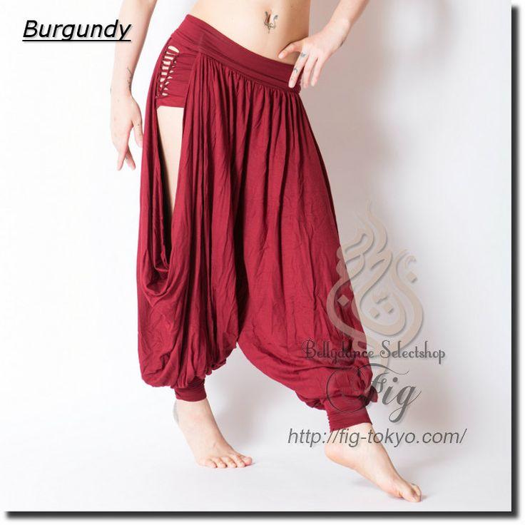「ベリーダンス衣装・通販 Fig」で取り扱う商品「MiyaMiya クリシュナパンツ【全4色】(rp026)」の紹介・購入ページ