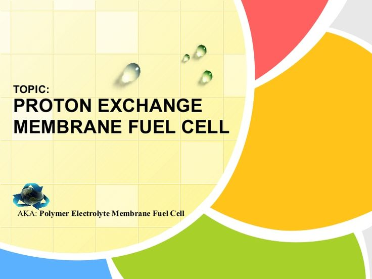 pem-fuel-cell by Juphil Lamanilao via Slideshare