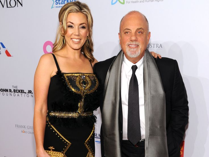 Billy Joel and Alexis Roderick Had a Surprise 4th of July Wedding! | Photo by: Getty Images | TheKnot.com