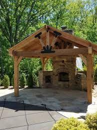 Best 25+ Backyard pavilion ideas on Pinterest   Outdoor ...