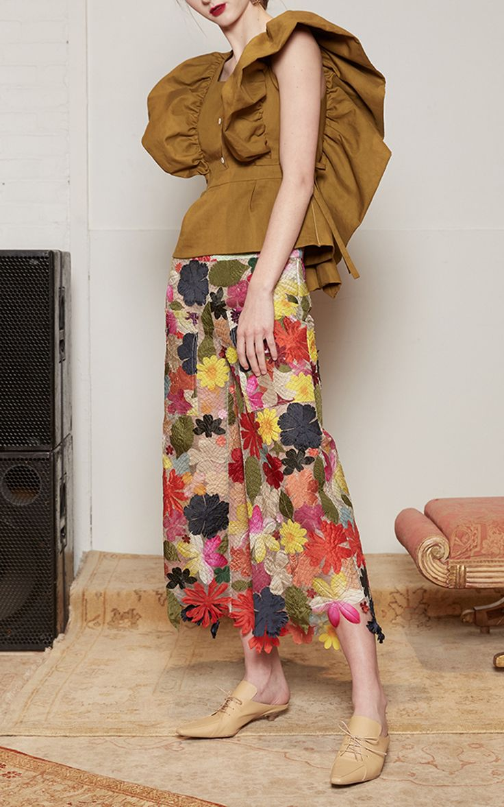 That's a Blow Pop Top by ROSIE ASSOULIN for Preorder on Moda Operandi