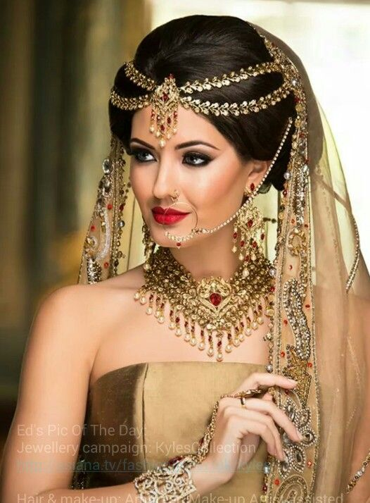 Kyles collection gold wedding jewellery