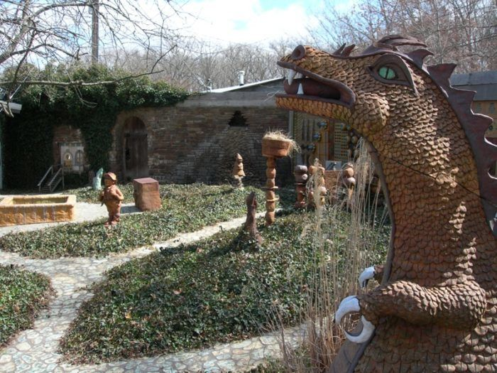 13 Unique Places In Arkansas That Are Straight From A Story Book