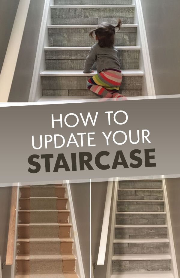 Bon Transform Your Basement Stairs In A Few Simple Steps!