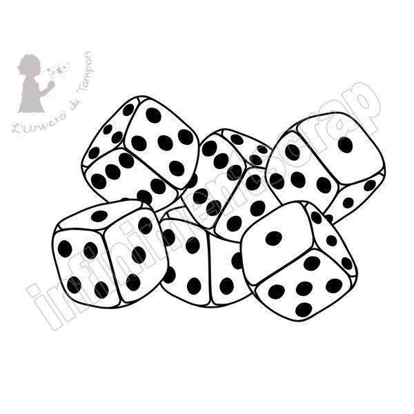 85 best images about sport jeux et detente sur pinterest - Coloriage domino ...