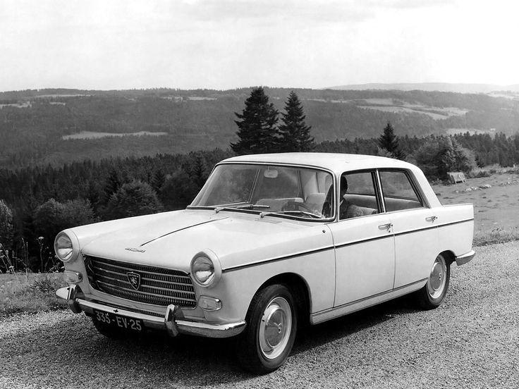 1960-78 Peugeot 404
