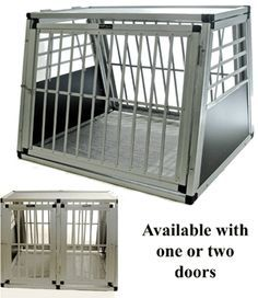 Best 25 Dog Cages For Cars Ideas On Pinterest Doggy