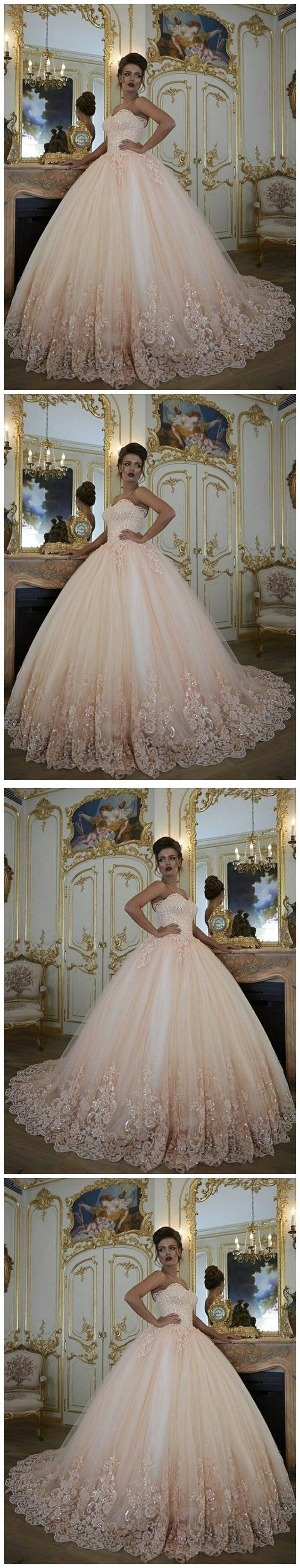Pink Prom Ball Gown, Prom Dresses , Lace Applique Prom Dress, Puffy Prom Dress, Elegant Prom Dress, Beaded Prom Dress, Sparkly Prom Dress, Luxury Wedding Dress, Affordable Prom Dress M0357#prom #promdress #promdresses #longpromdress #promgowns #promgown #2018style #newfashion #newstyles #2018newprom#eveninggowns#pinkpromdress#laceappliqueprom#puffyprom#beadedprom#ballgown#weddingdress