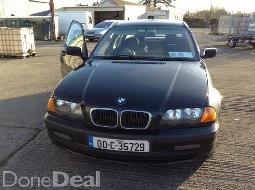 Bmw 318 AUTO For sale NCT for 14 months
