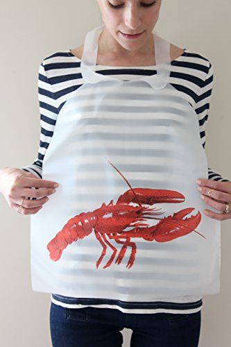We now sell on Amazon: Lobster Bibs 25 Pack Plastic Free Shipping. Sold by Disposable Plastic Wear