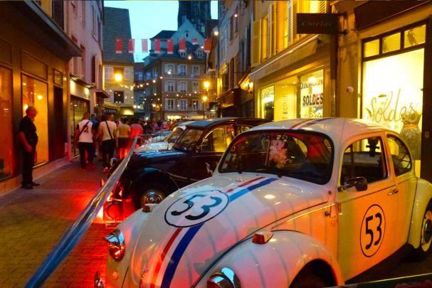 Festival Automobile - Nuit de l'Auto à #Mulhouse #Alsace