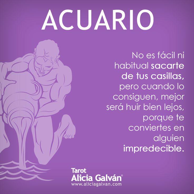 #Acuario ♒ #Horoscopo