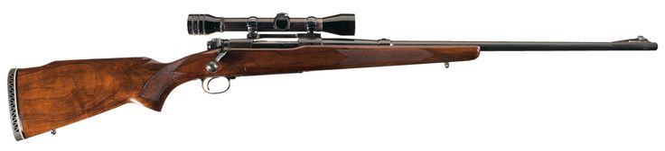 Pre-64 Winchester Model 70 Bolt Action Rifle in Scarce .257 Roberts Caliber