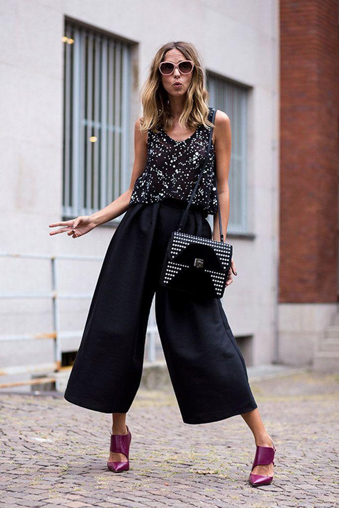 Streetstyle el pantalón del verano | Galería de fotos 1 de 27 | GLAMOUR: