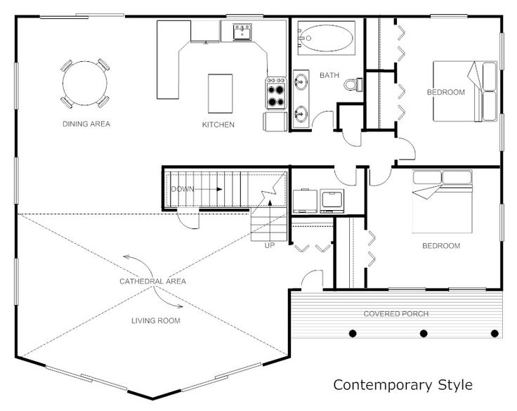 Design House Floor Plans Online Free Part - 18: 23 Best Online Home Interior Design Software Programs (FREE U0026 PAID). Free  Floor PlansFloor ...