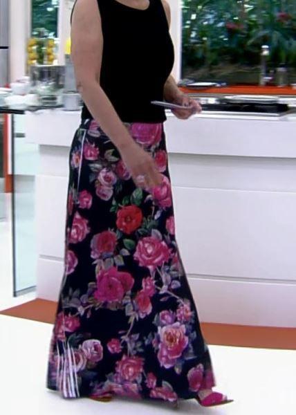 Ana Maria Braga, no programa Mais Você
