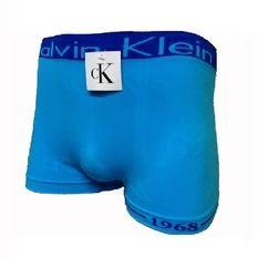 Calvin Klein Celana Dalam Pria Boxer 002 - Biru