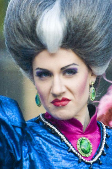 Cinderella's Evil Stepmother by FrogMiller, via Flickr
