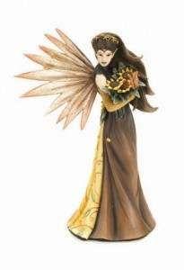 Jessica Galbreth Summer Dreams Fairy Statue Figurine