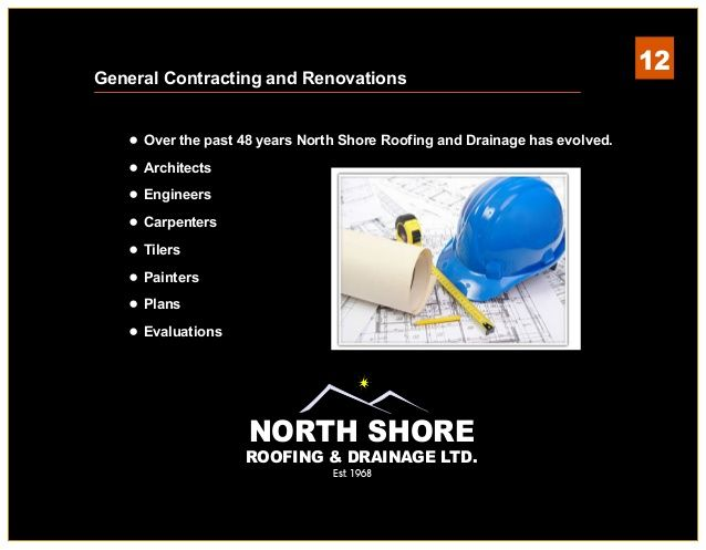 North Shore Roofing and Drainage -Roofing Consumer Handbook-Get to kn…