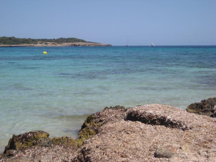 Majorka# plaża # sa coma # playa # mallorca # view