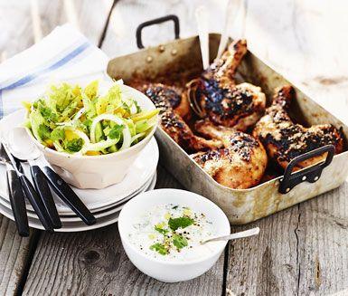 Recept: Kyckling jerk style