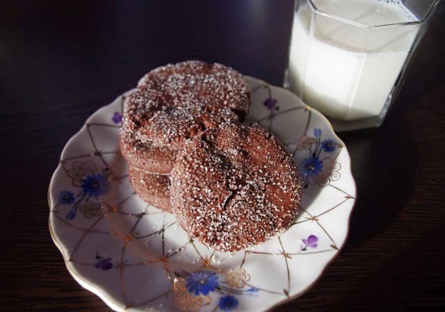 Vegan Powar: Шоколадное мексиканское печенье с красным перцем