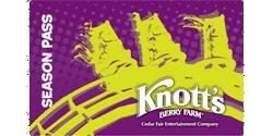 Knott's Berry Farm -- Disneyland in CA