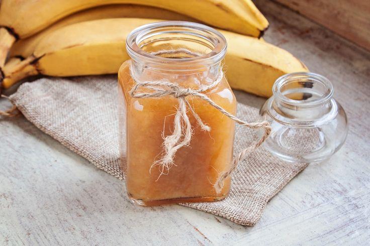 Εύκολη και τέλεια συνταγή για Μαρμελάδα Μπανάνας