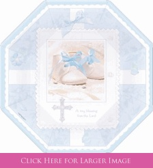 Tiny Blessings Blue Plates and Napkins for Baptism or Christening with quote  A Tiny Blessing  sc 1 st  Pinterest & 91 best Baptism Decorations Party Supplies and Ideas for ...